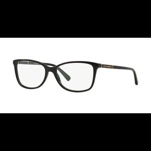 Dolce & Gabbana Logo Frame Eyeglasses